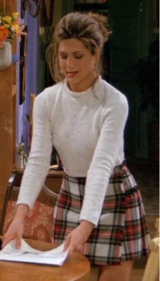 Rachel friends fashion