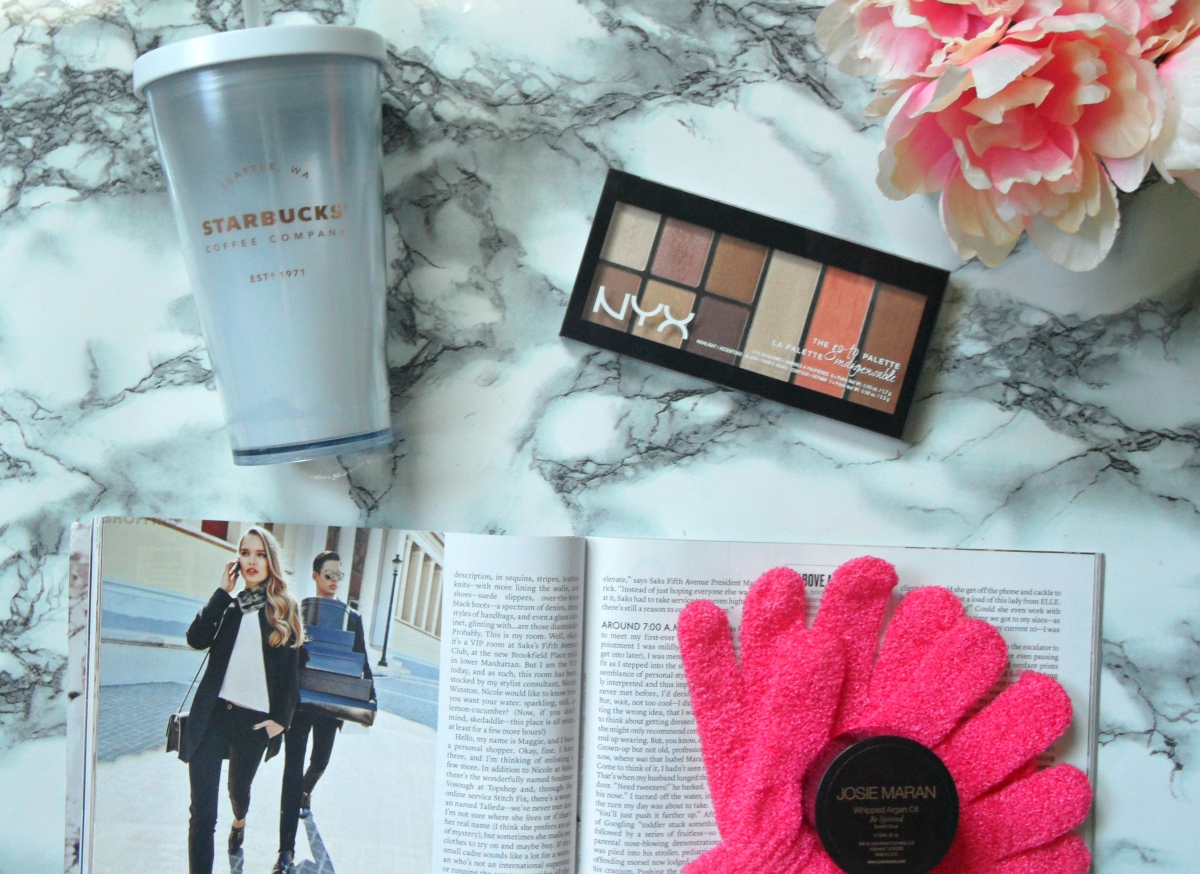 My Pamper Routine Essentials