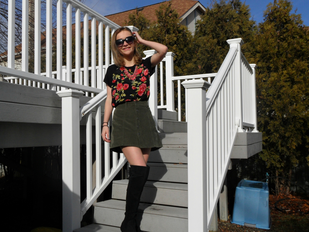 OOTD: Spring Transitions
