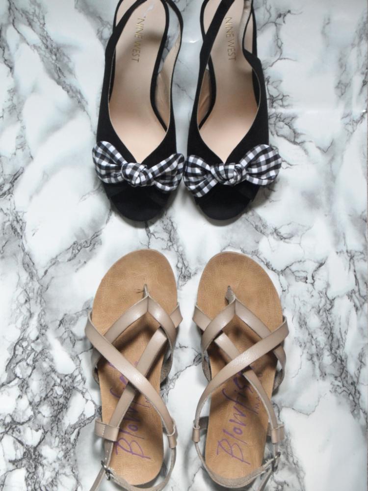shoes haul